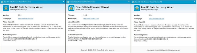 easeus data recovery professional portable
