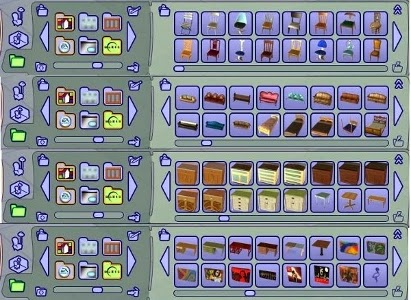 Around the sims 4 | custom content download | objects | sims 2 to.