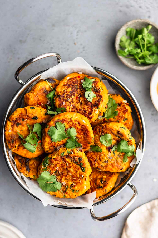 Sweet potatoes and chickpeas recipes