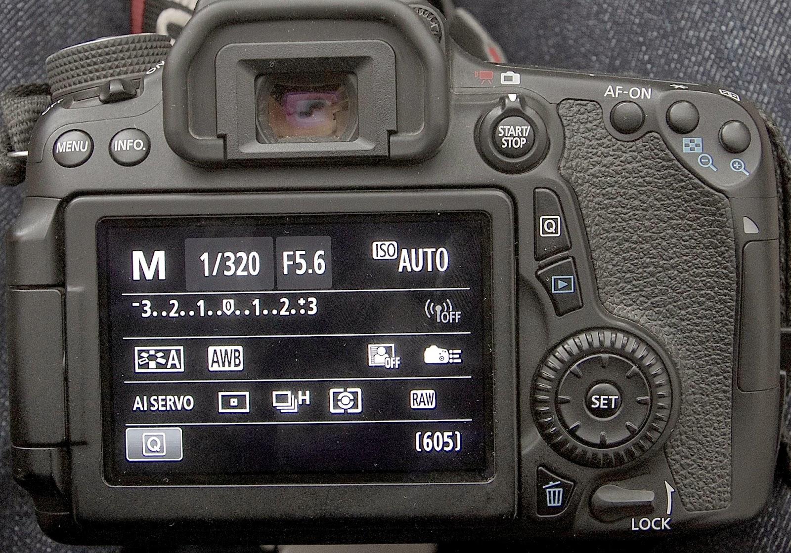 spiegelreflex camera bruin
