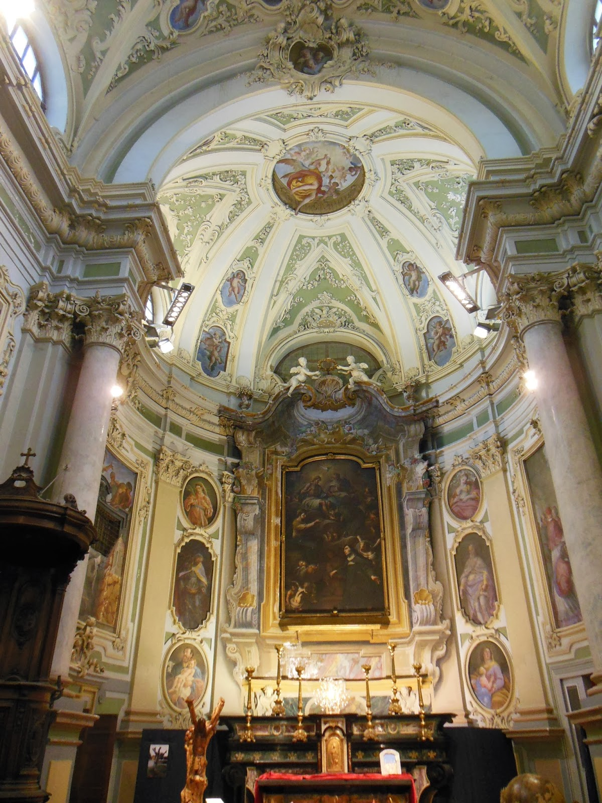 Cuneo e dintorni Exchiesa di Santa Chiara