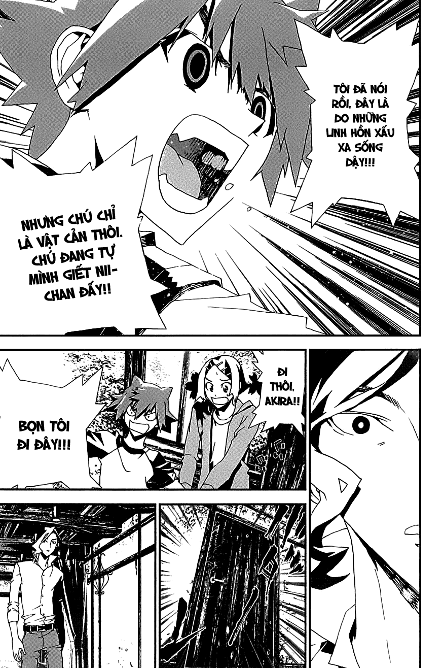Shiki chapter 15 trang 34