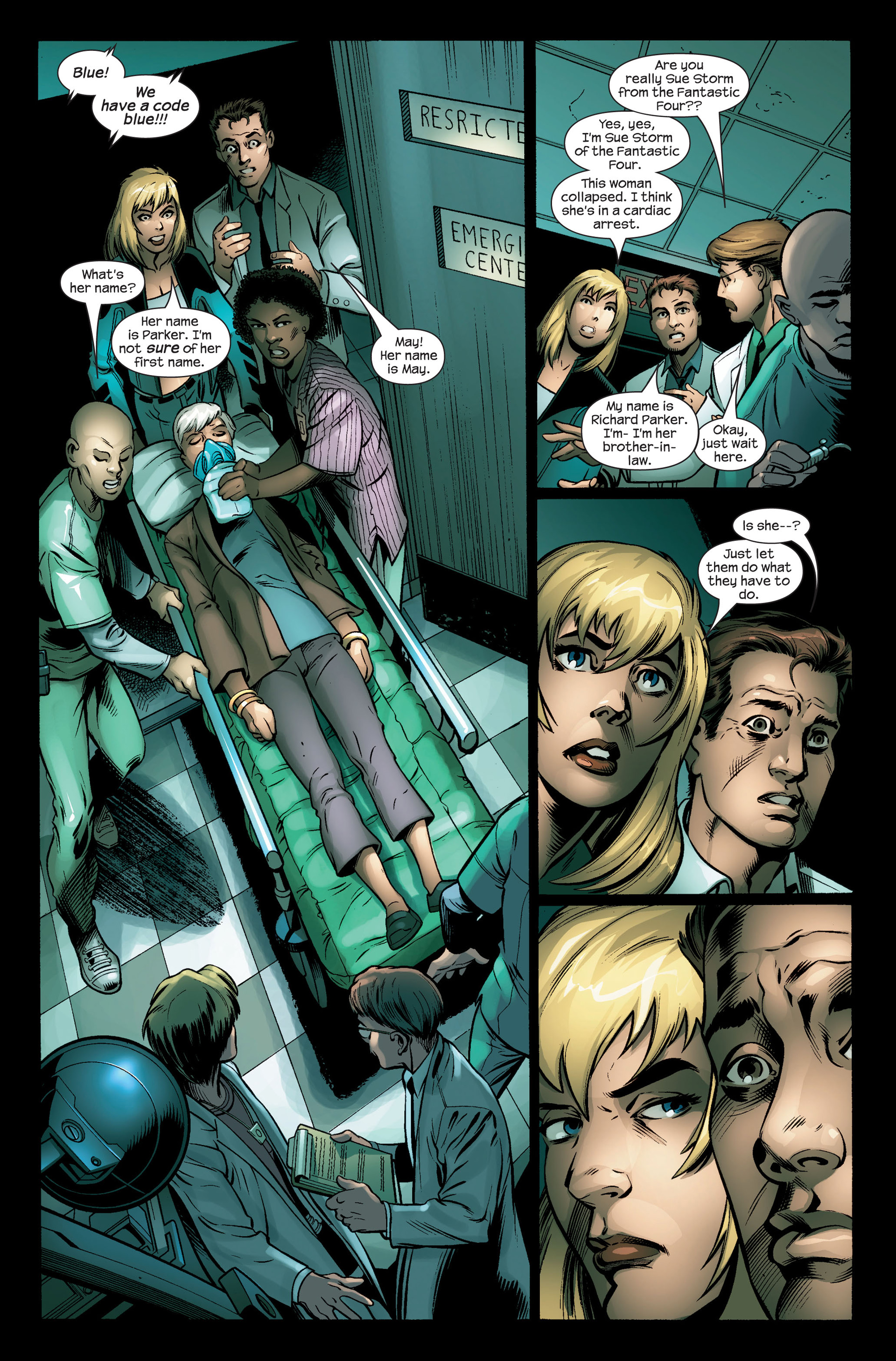 Read online Ultimate Spider-Man (2000) comic -  Issue #103 - 5