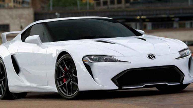 Toyota Supra Bakal Gunakan Tehnologi GAS
