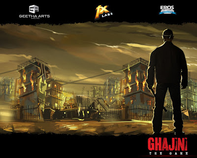 Download Ghajini The Game For PC Free