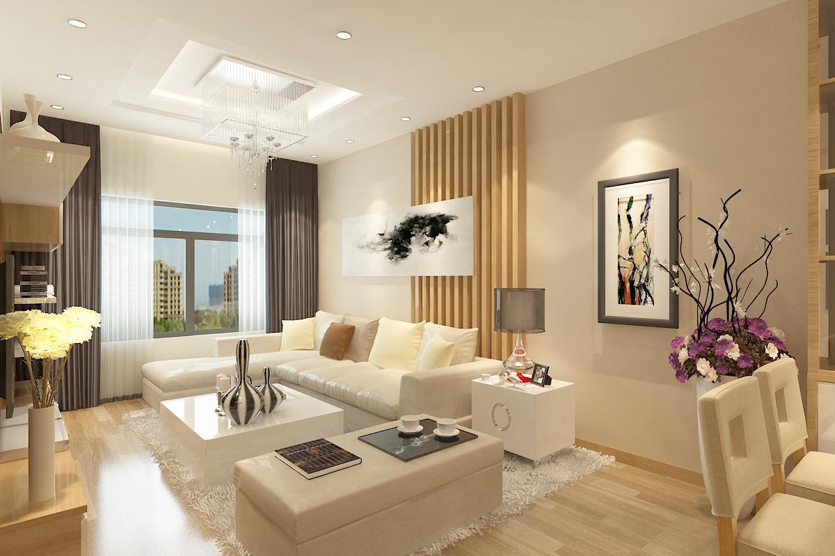 Cách bố trí nội thất chung cư được ưa chuộng nhất