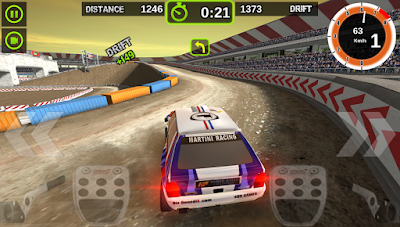 Rally Racer Dirt for Android
