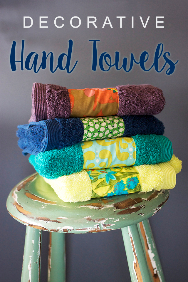 home decor, DIY, sewing project, colourful