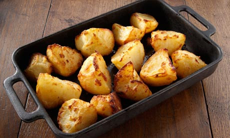 Roasted Potatoes For Half Hour Meals