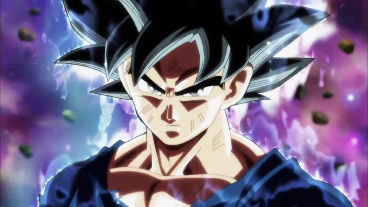 Bohater anime Dragon Ball Super