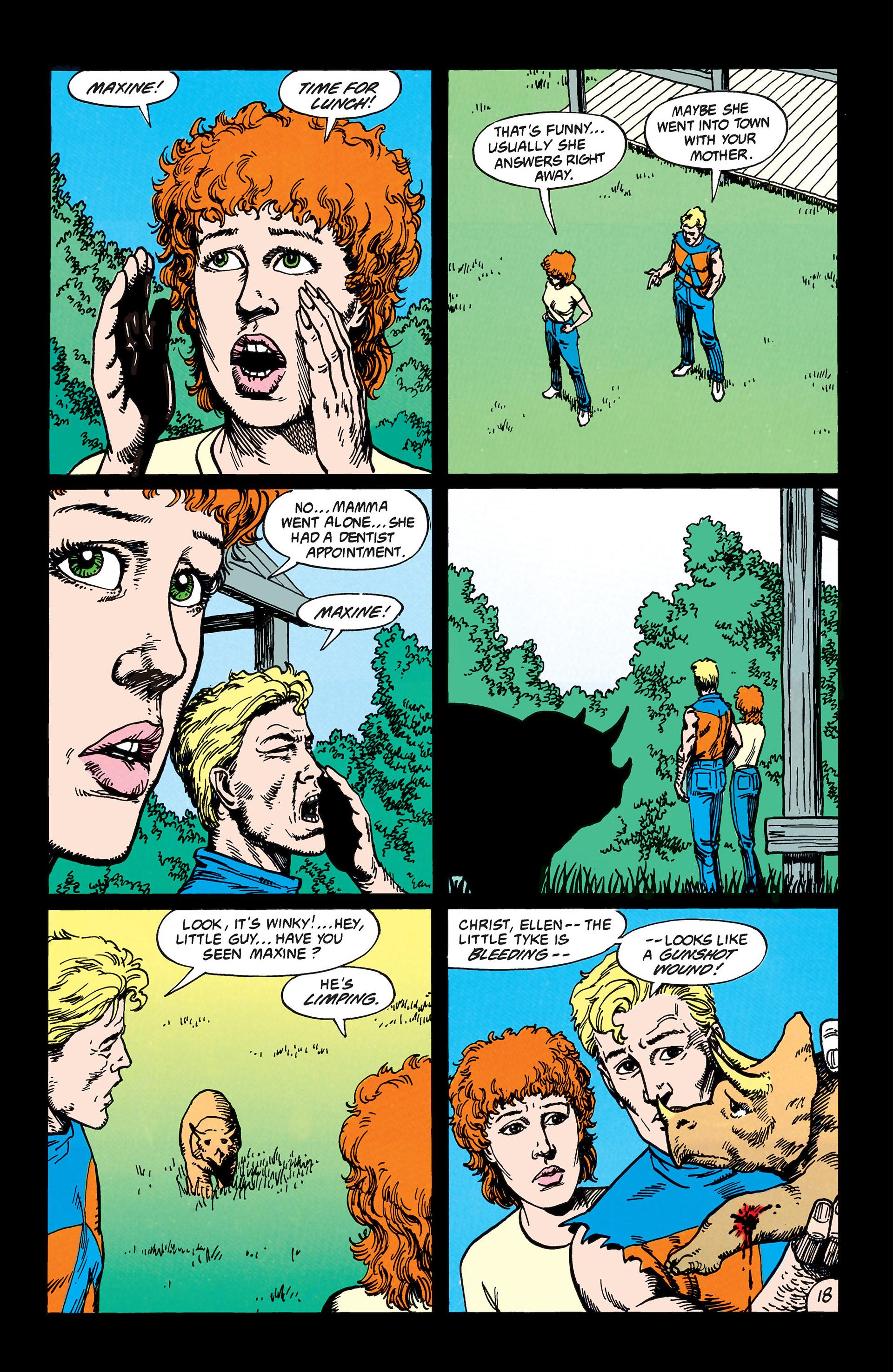 Read online Animal Man (1988) comic -  Issue #45 - 19