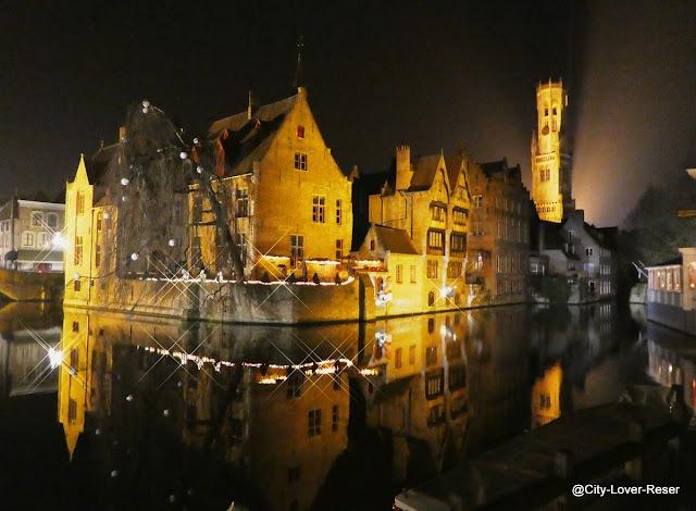 City-Lover-Reser, Brygge - Belgien
