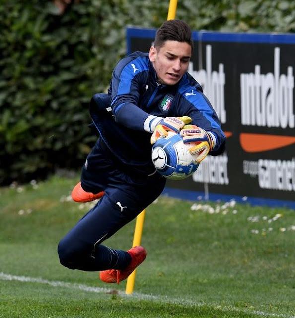 Alex Meret Italia