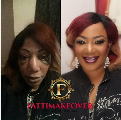 Have you seen this viral 'Mama Iyawo' make up transformation?