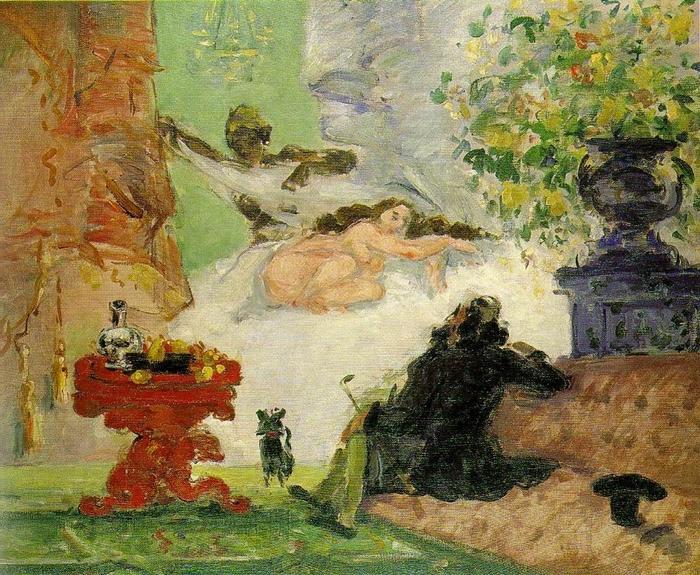 Paul Cézanne 1839-1906, il pittore più pagato del 2012