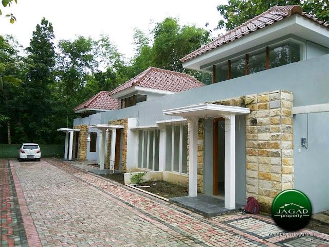 Rumah Baru Siap Huni dekat Pusat Gerabah Kasongan