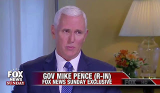 Mike Pence on Fox News Sunday