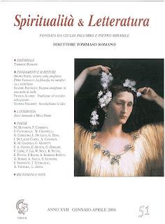 Recuperi/29 - AA.VV., Spiritualità & Letteratura, n. 51