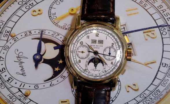 Jam Tangan Unik Ini Laku Seharga Rp 57 Miliar, Apa Sih Keistimewaannya?