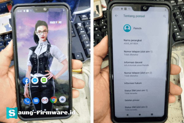 Bypass Frp Asus Zenfone Max Pro M2 X10BDA Tested | One ClickBypass Frp Asus Zenfone Max Pro M2 X10BDA Tested | One Click