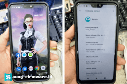 Bypass Frp Asus Zenfone Max Pro M2 X10BDA Tested | One Click