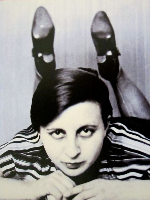 Mondoblogo Women Of The Bauhaus