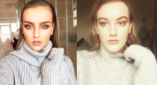 Get The Look: Perrie Edwards.