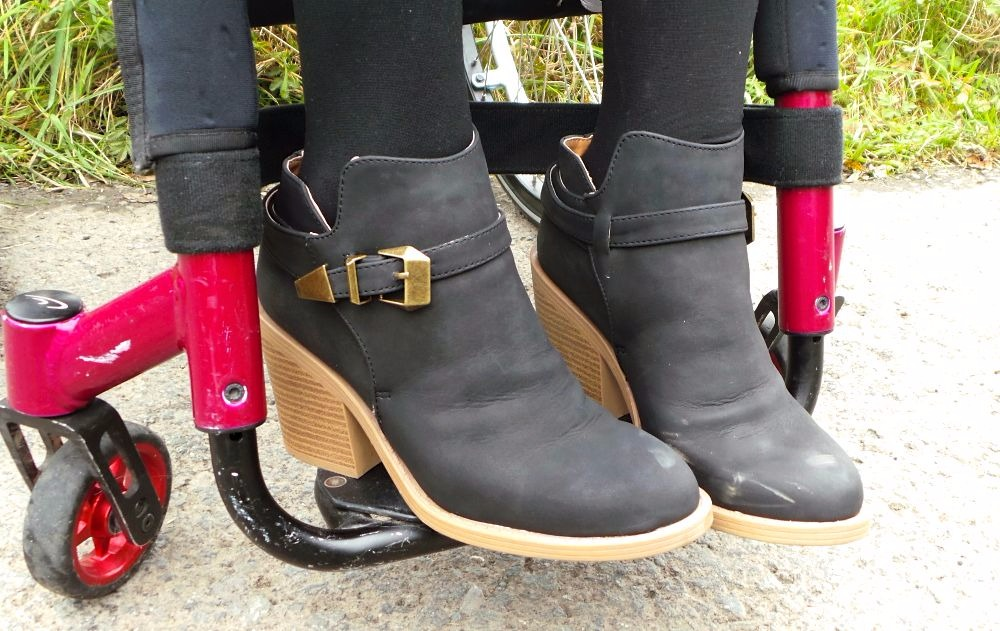 Lone Star Buckled Ankle Booties