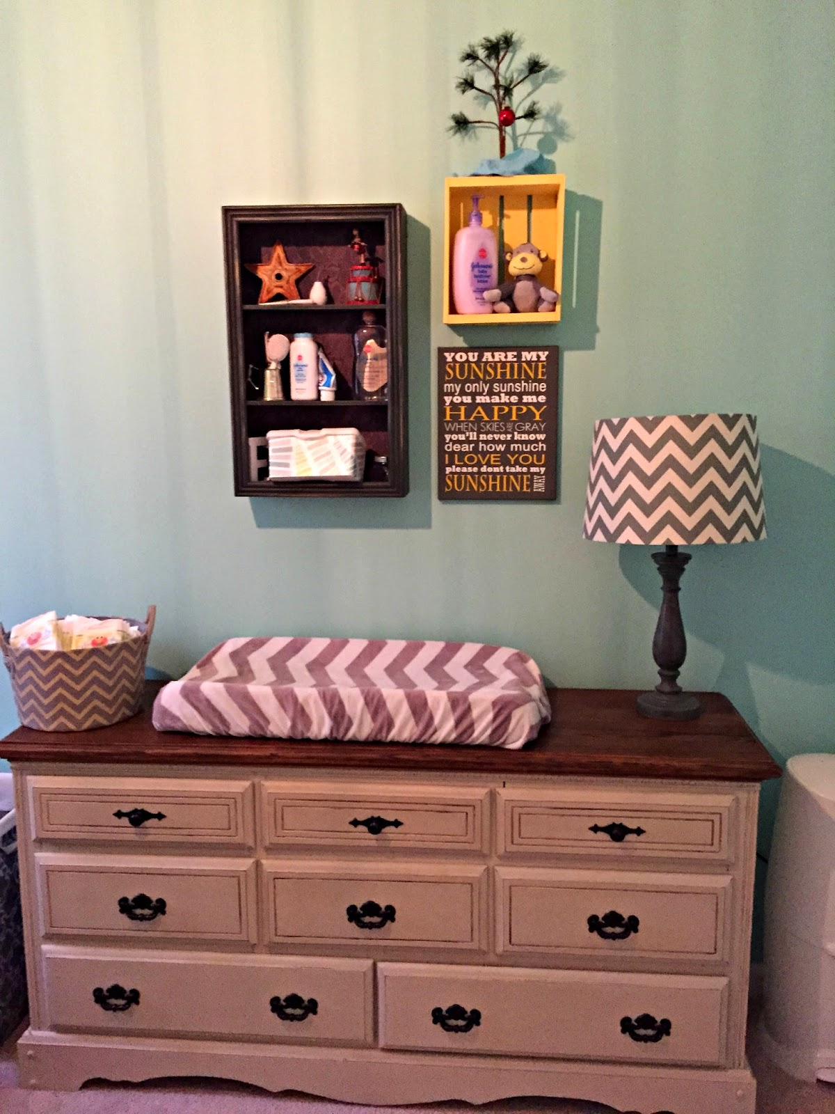 You Will Get MUCH More Use Out Of It As Children Quickly Outgrow A  Traditional Changing Table And It Doubles As Storage For All Their Clothes.