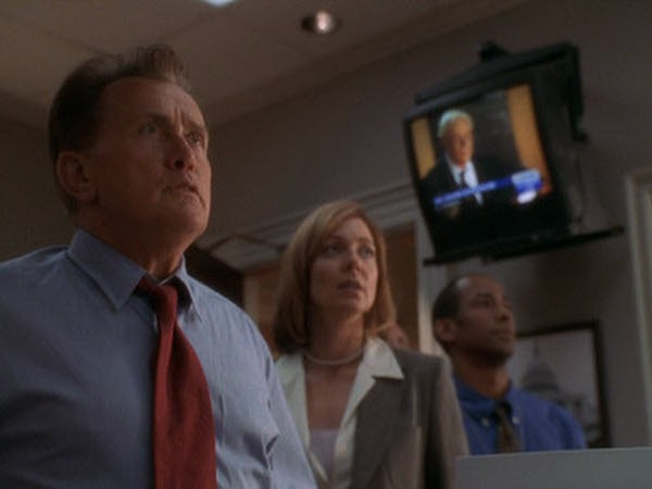 The West Wing - Season 2 Episode 17: The Stackhouse Filibuster