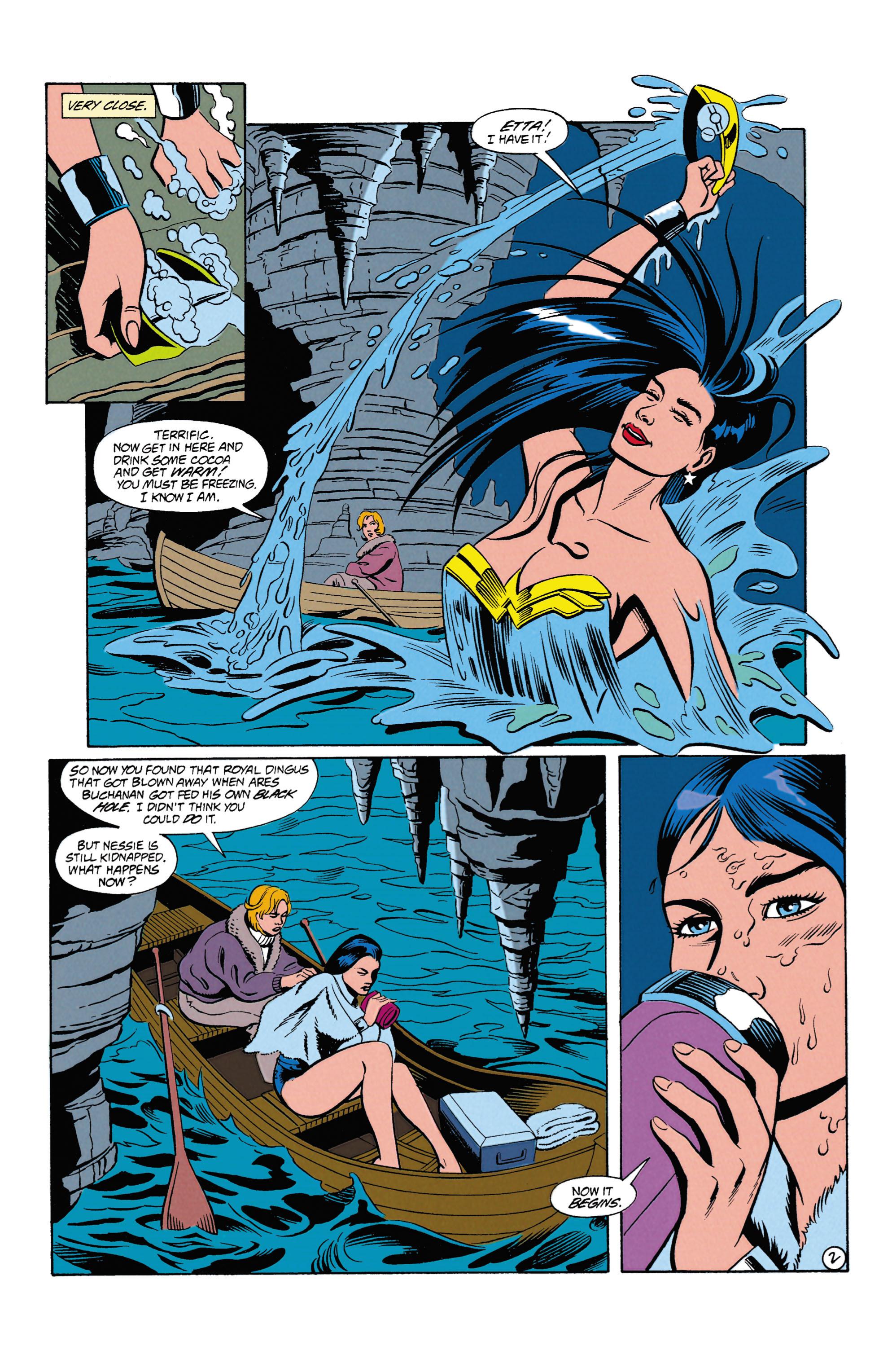Read online Wonder Woman (1987) comic -  Issue #87 - 3