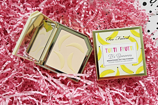 Tutti Frutti It's Bananas Brightening Setting Powder