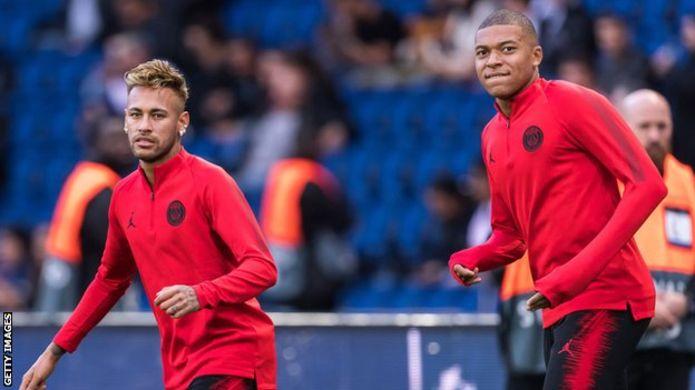 Tuchel: Wajar Madrid Tertarik pada Neymar serta Mbappe