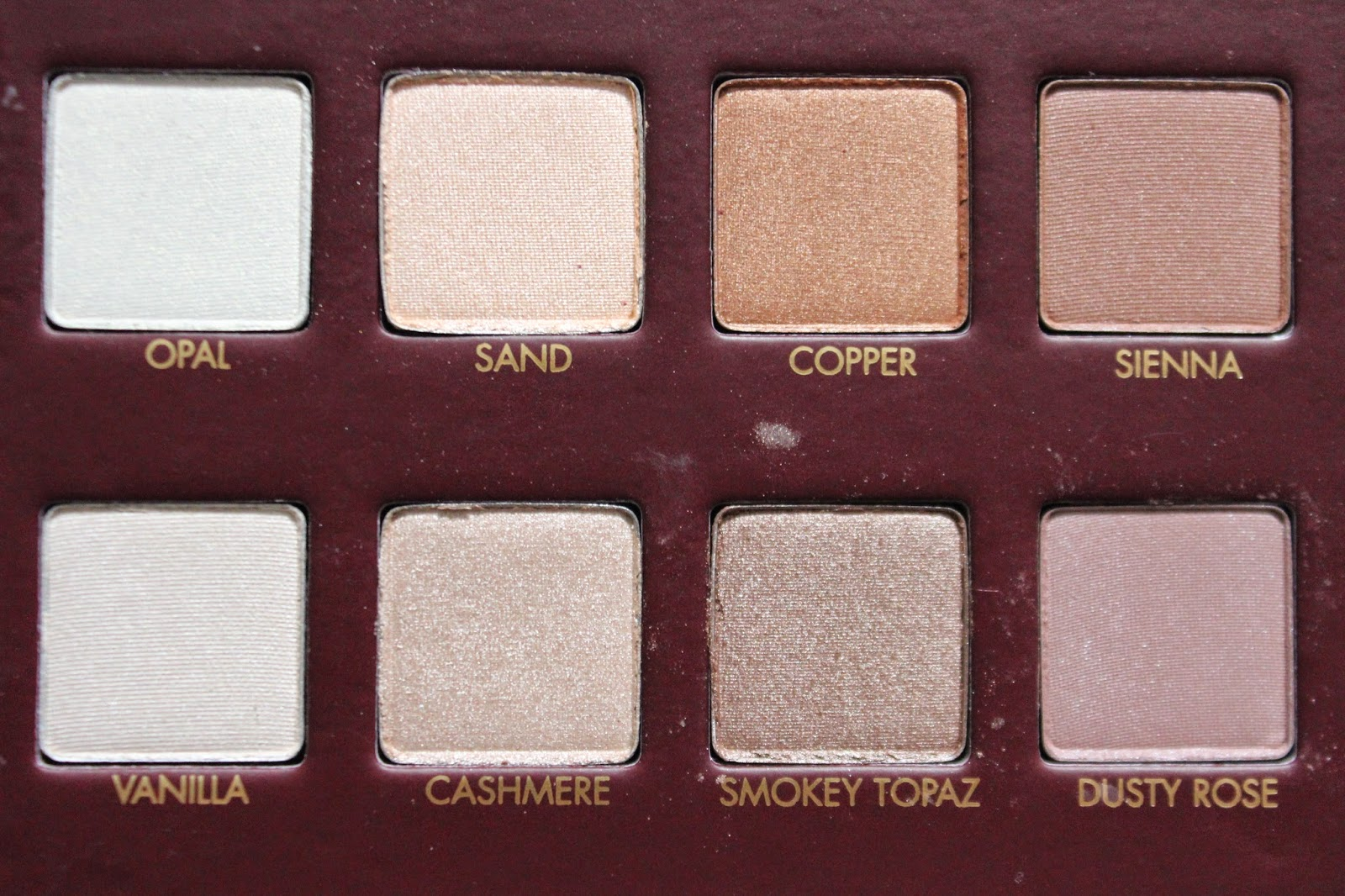 LORAC Mega Pro Palette // Review & Swatches