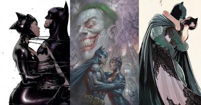 Cómic: Nuevas portadas para la boda de Batman y Catwoman - DC Comics