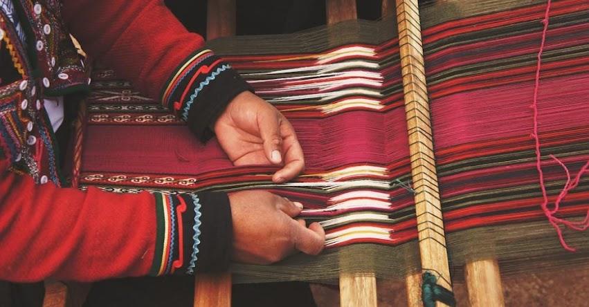 SINEACE: Artesanos serán certificados como evaluadores del talento textil del Perú - www.sineace.gob.pe