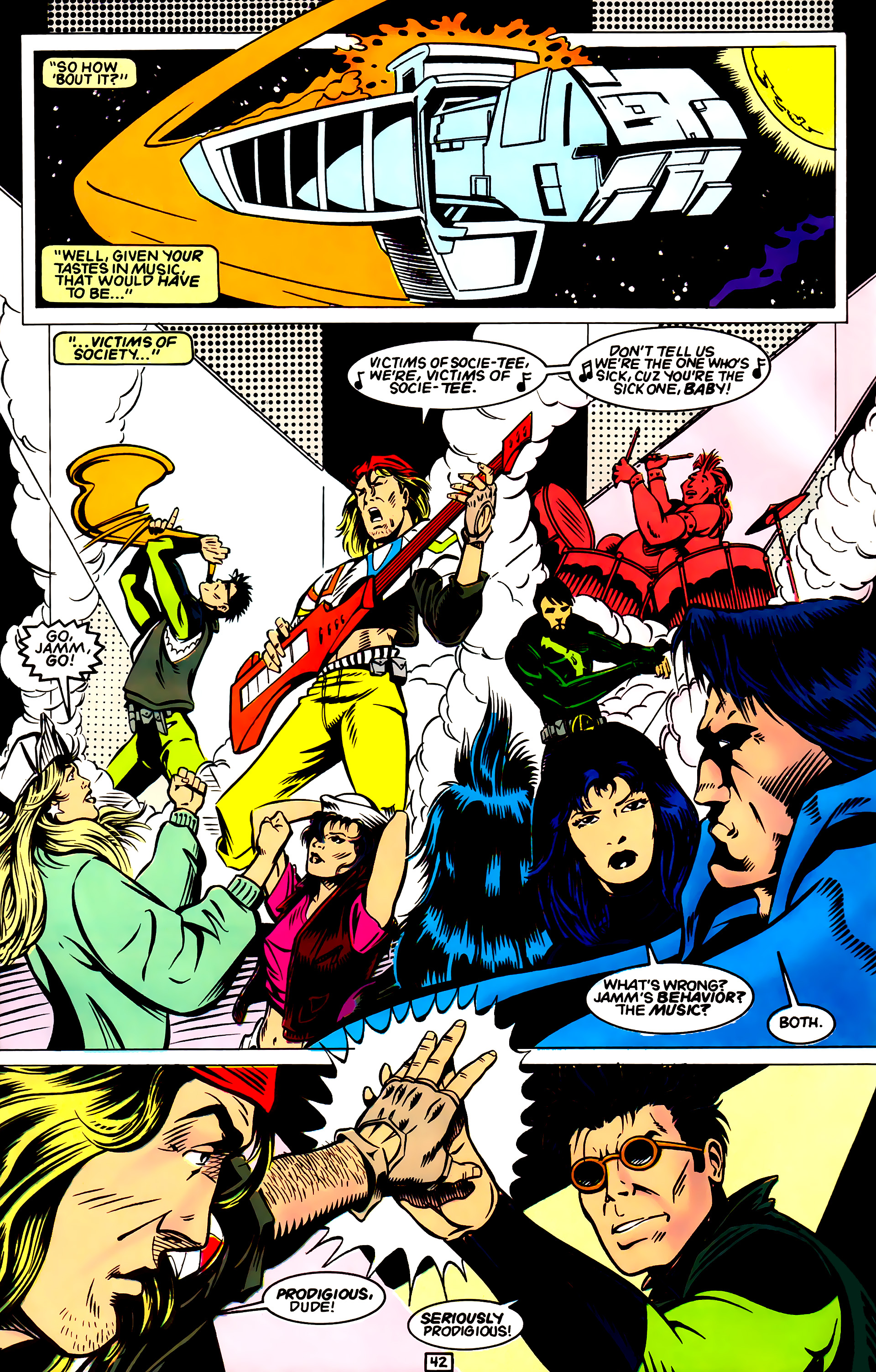 Legion of Super-Heroes (1989) _Annual_4 Page 42