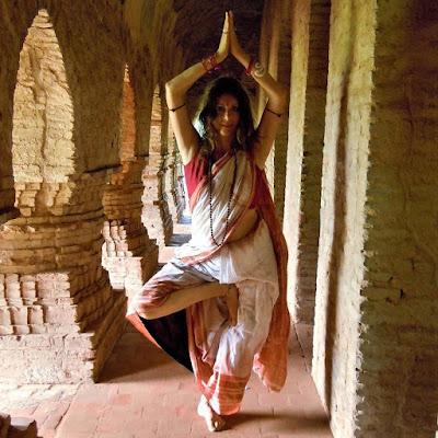 danza classica indiana roma marialuisa sales