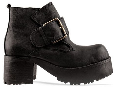 Jeffrey Campbell Chunky Boots