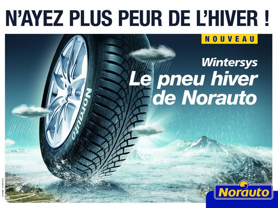 le blog de norauto beynost top 5 pourquoi choisir wintersys le tout premier pneu hiver de. Black Bedroom Furniture Sets. Home Design Ideas