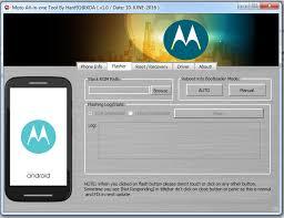 Motorola BootLoader Unlock Tool Download