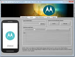 Motorola BootLoader Unlock Tool Download