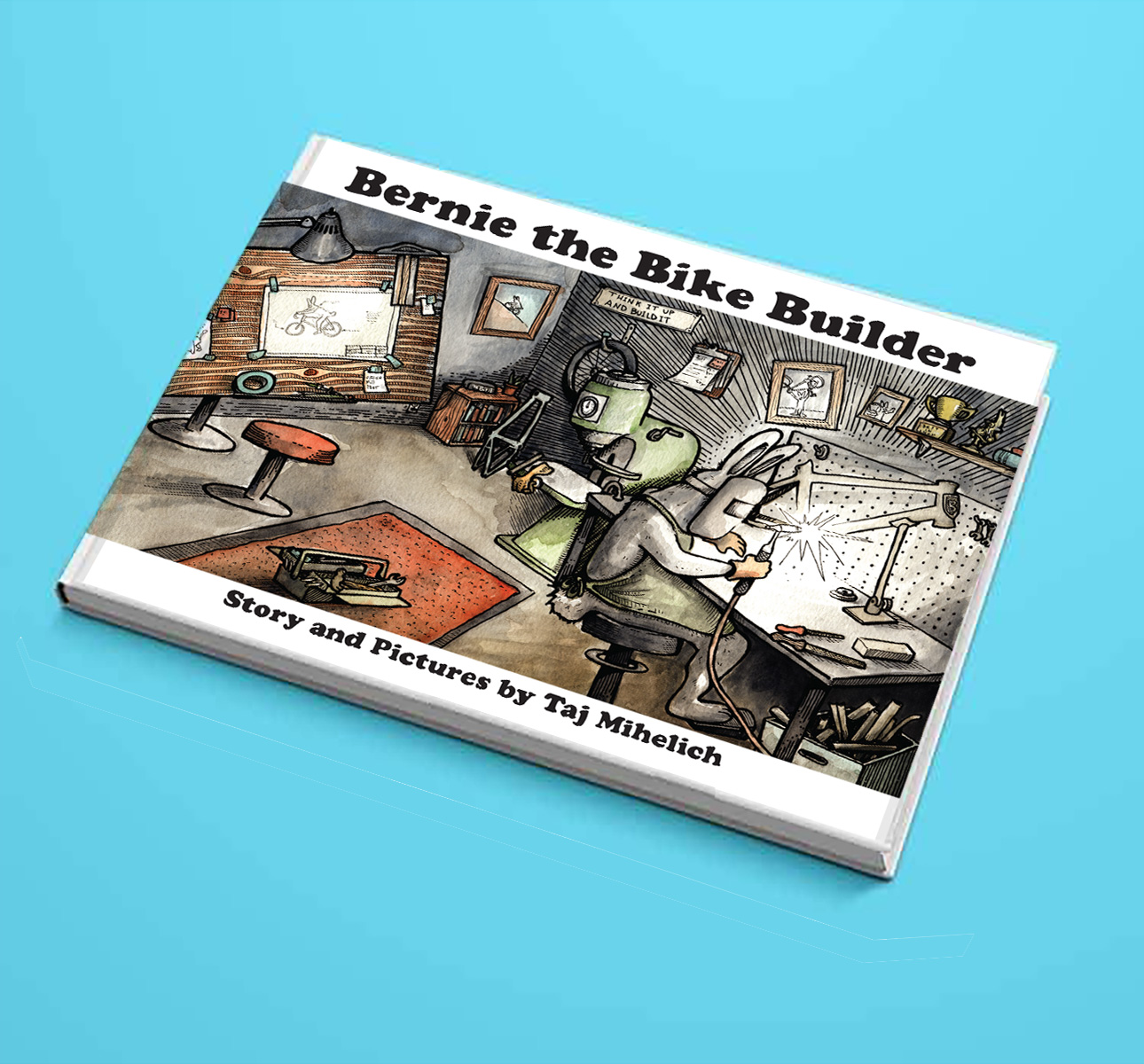 Bernie the Bike Builder