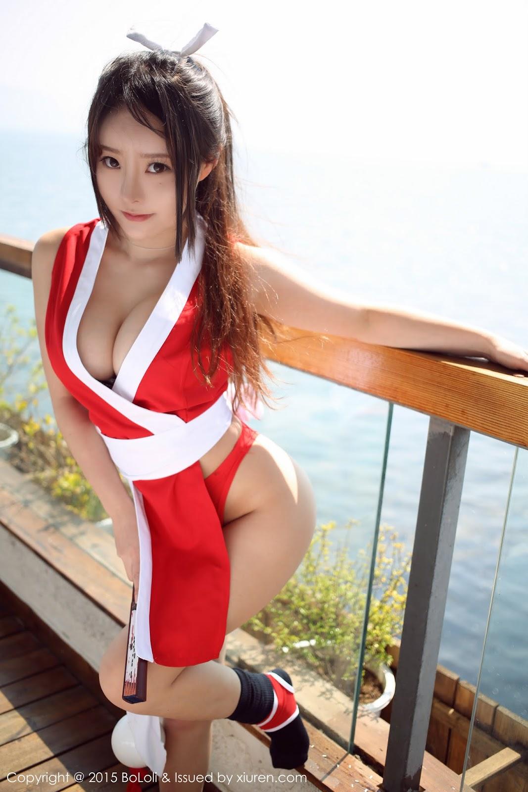 0027 - BOLOLI VOL.17 SEVENBABY Hot Girl Nude
