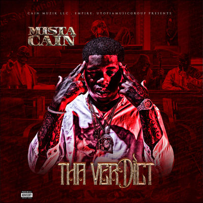 Mista Cain - Tha Verdict - Album Download, Itunes Cover, Official Cover, Album CD Cover Art, Tracklist