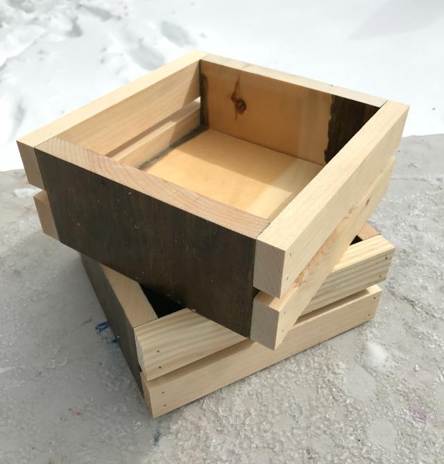 building an easter basket