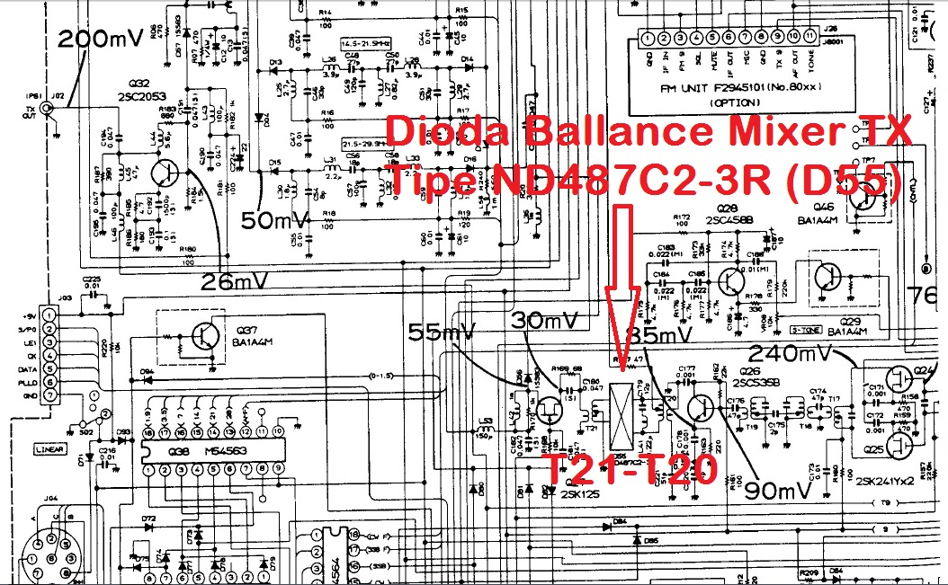 Service manual Ft 80c on