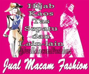Jual Macam Fashion Wanita Pria
