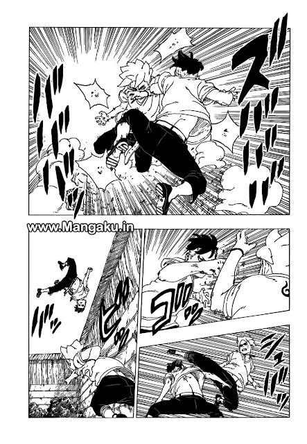 Manga Boruto: Naruto Next Generation chapter 27 Bahasa Indonesia