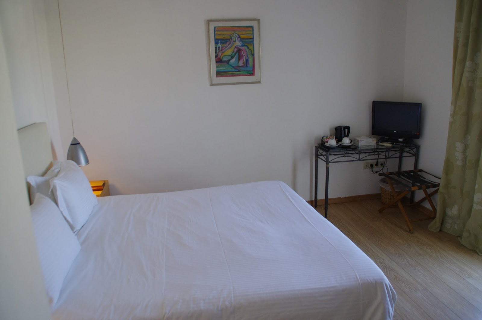 Tharroe of Mykonos Standard Double Bedroom
